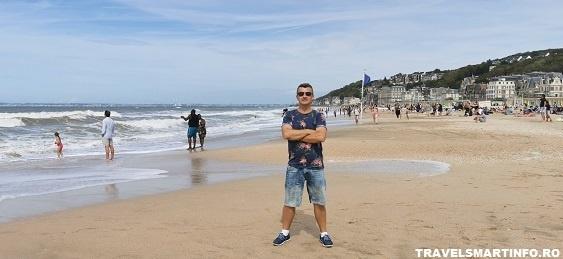 Plaja Deauville