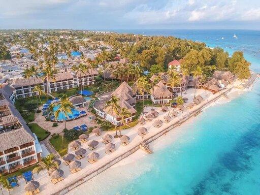 DoubleTree Resort by Hilton Hotel Zanzibar - Nungwi 4*, sejur plaja Zanzibar