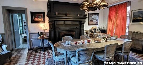 Vila Le Maison du Parc Honfleur - sufrageria