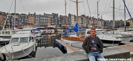 Vieux Port Honfleur