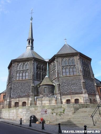Saint Catherine Honfleur - exterior