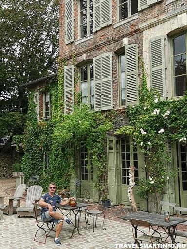 Vila Le Maison du Parc Honfleur