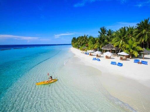 Kurumba Vihamanaafushi Maldives 5*