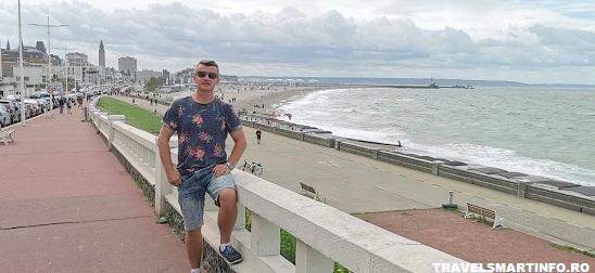 Le Havre - Promenada & plaja