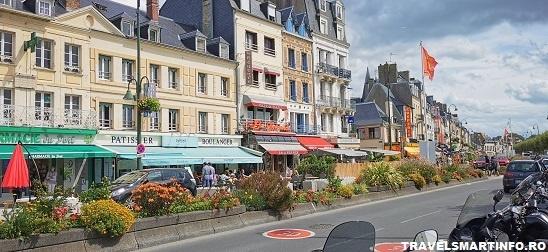 Trouville - corniche Normande