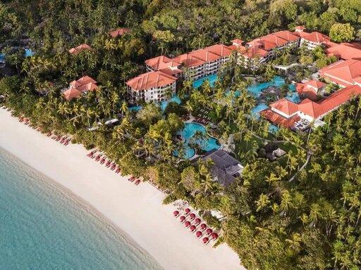The Laguna, A Luxury Collection Resort & Spa, Nusa Dua 5* 1.232 eur / pers cu mic dejun
