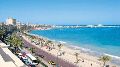 Egipt - Alexandria