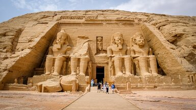 Egipt - Abu Simbel